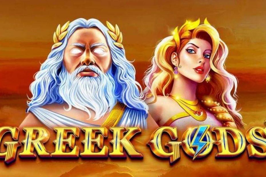 Enjoy Playing With Greek Gods Slots